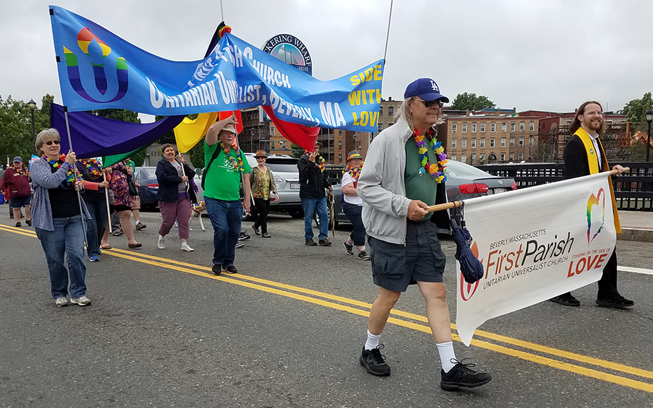 Lesbian, Gay, Bisexual, Trans and Queer Pride Parade